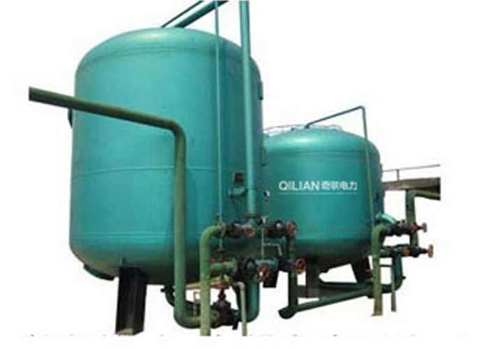 Multi Media Mechanical Tank Water Filter As Pretreatment Of RO / UF And Water Purification Filter