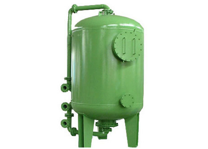 Maganese Sand Mechanical Water Purification Tank with Fe And Mn Irons Removal Mild Steel Q235B
