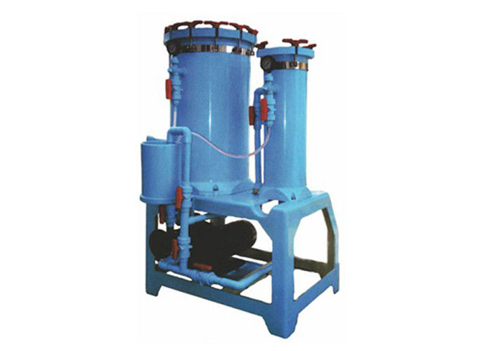 FRPP chemical 5HP industrial filtration systems for activated carbon liquid solution